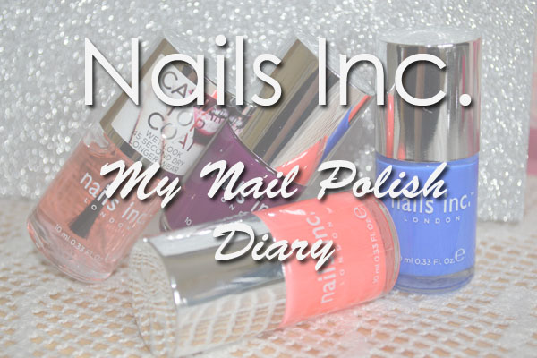 nail polish diary